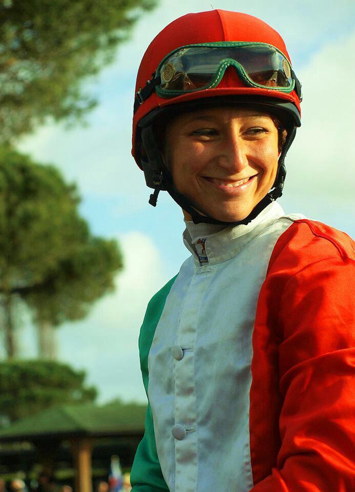Anna Lupinacci vince la Corsa delleAmazzoni