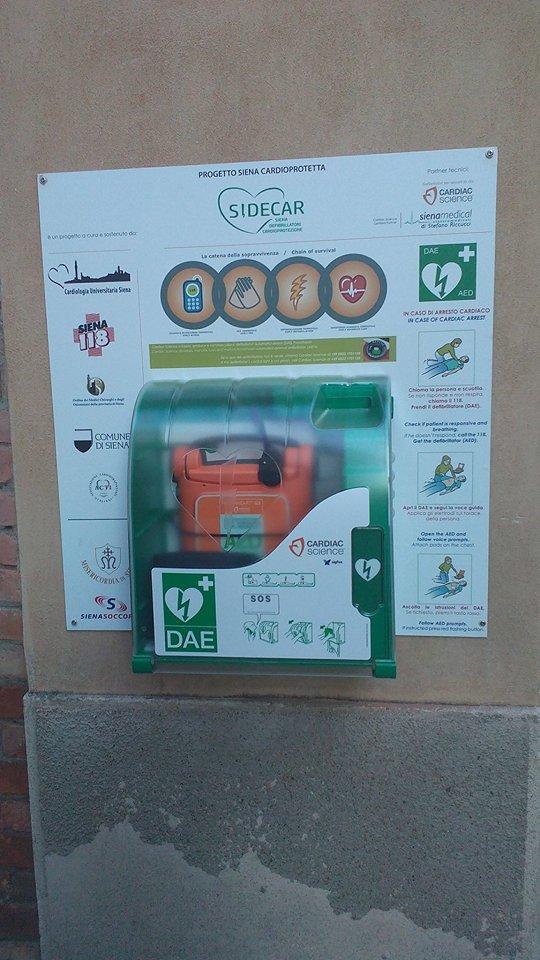 """Legnano, Riccardo Olgiati: """"Liberalizziamo l'uso dei defibrillatori semiautomatici"""""""
