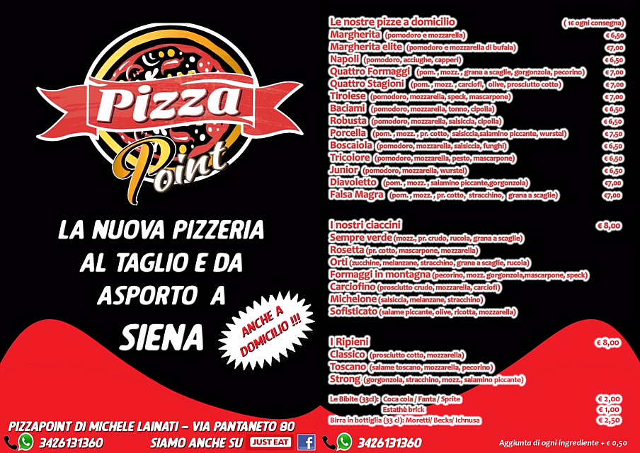 PIZZA POINT SIENA
