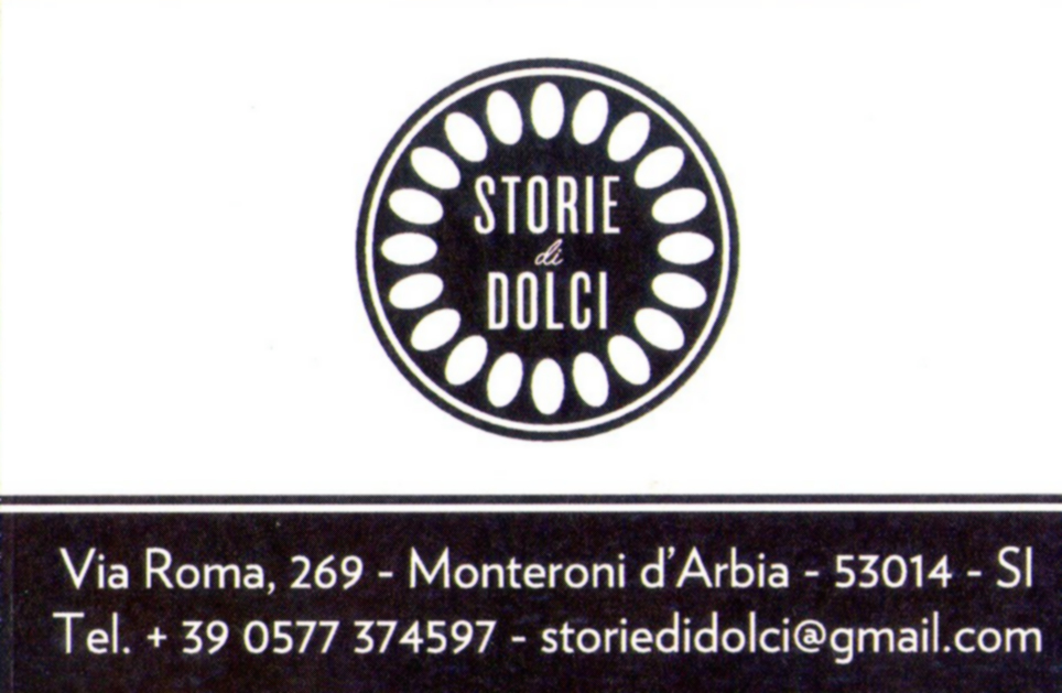 STORIE DI DOLCI
