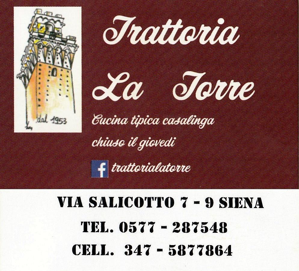 """Trattoria """"LA TORRE"""""""