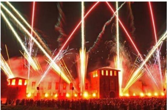 """Legnano: 22-23-24/06 """"Castello in Festa"""", lo spettacolo èassicurato"""