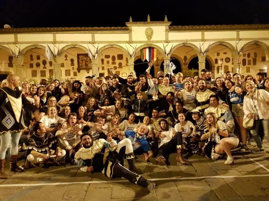 Palio di Castiglion Fiorentino, Rione Cassero: Comunicazione delRione