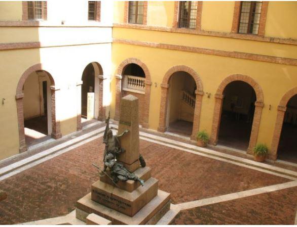 Palio di Siena: Visite guidate al palazzo del Rettorato dell'Università di Siena in occasione del Palio del 2luglio