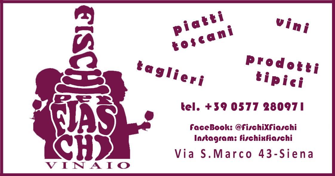 VINAIO FISCHI X FIASCHI