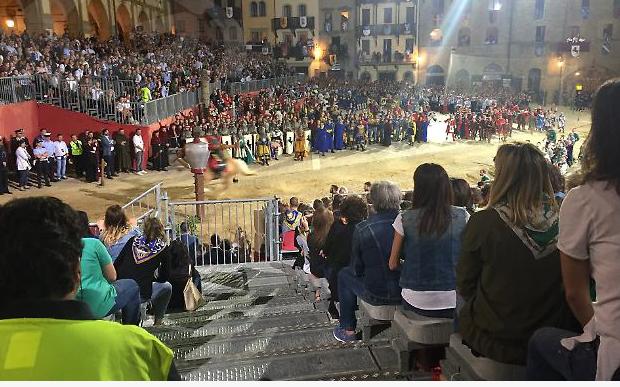 Giostre,  Giostra del Saracino Arezzo: Annullata anche l'edizione disettembre
