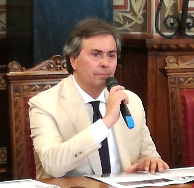 Palio di Legnano: Morte Mezzanzanica, il pensiero di AlbertoOldrini