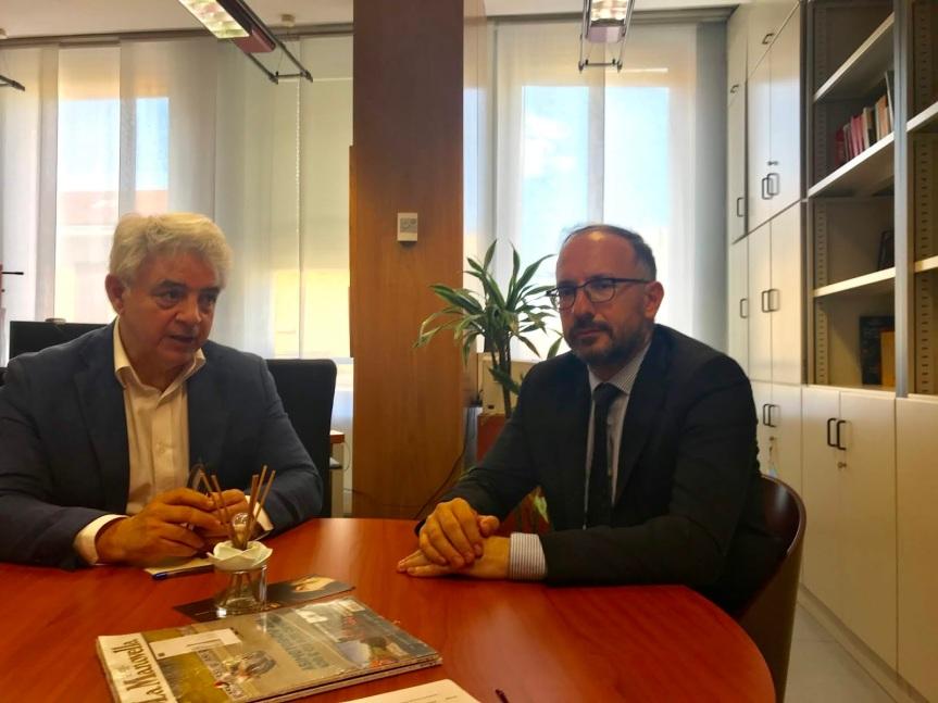 Palio di Asti: Due battute veloci con il Sindaco MaurizioRasero