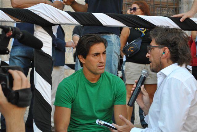 """Palio di Siena, Bartoletti a Siena Tv: """"Complimenti a Brio. Rocco Nice era il cavallo dabattere"""""""