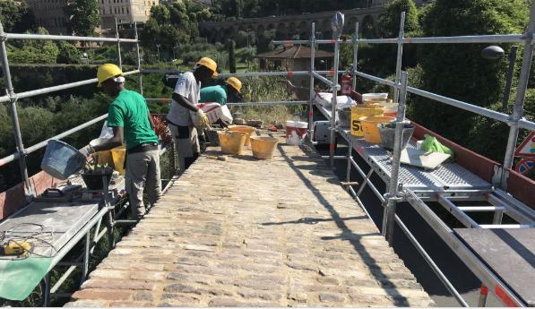 Siena: Le mura di Siena rivivono grazie al patto di collaborazione con la Scuola EdileSenese