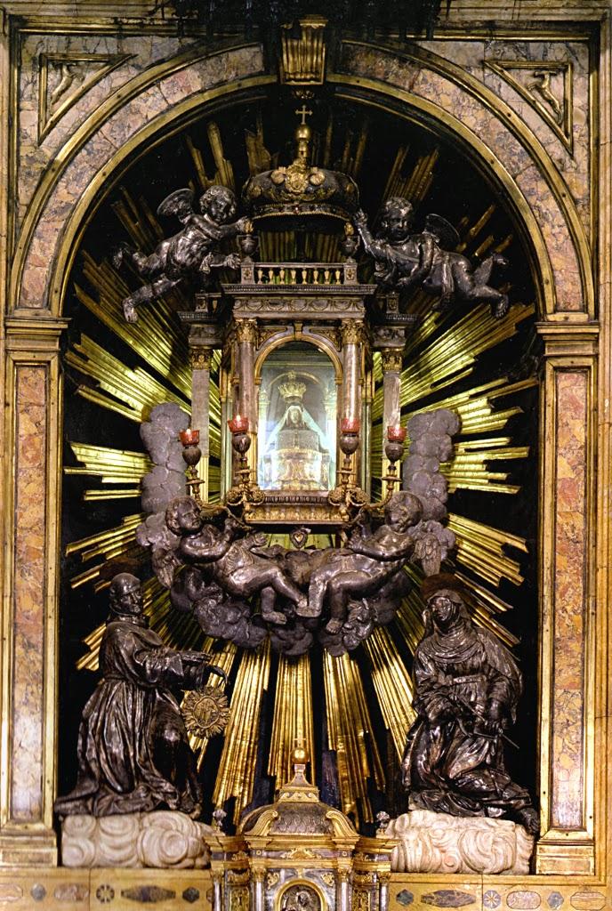 Siena: La Madonna diProvenzano