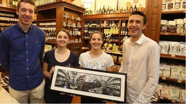 Siena: Drogheria Manganelli e Bagoga insieme a sostegno dell'ospedale diSiena