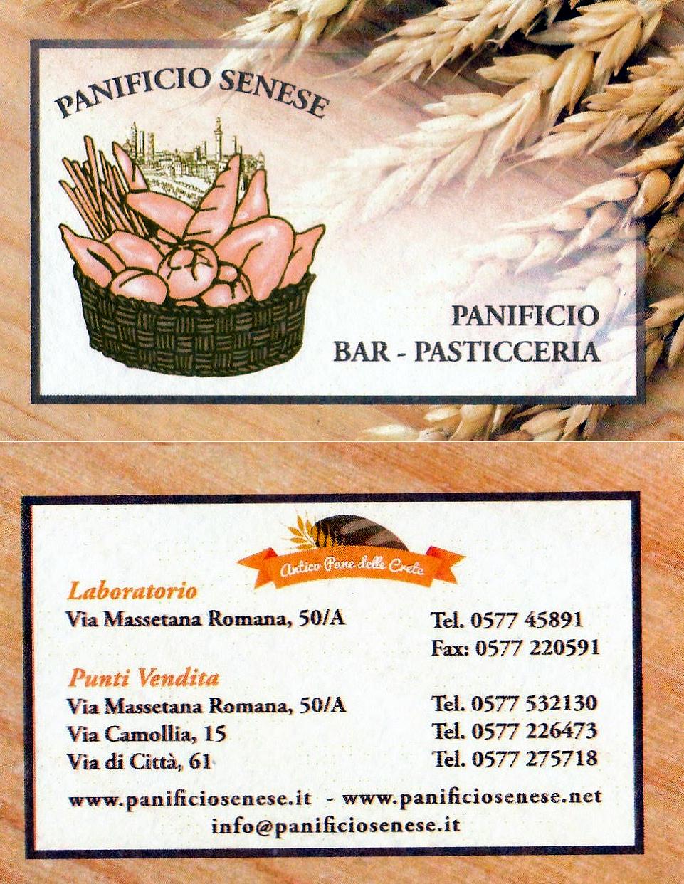 PANIFICIO SENESE