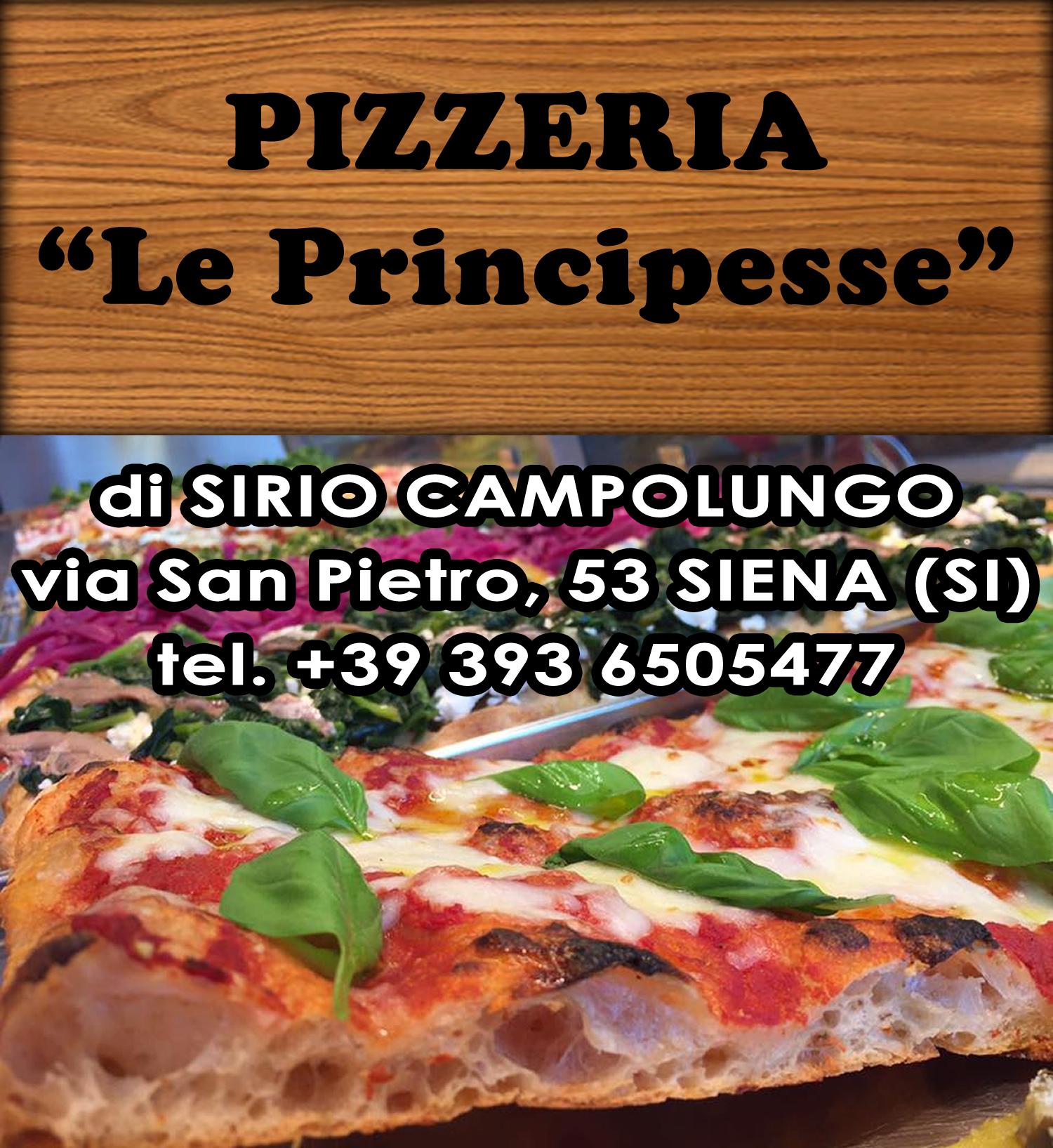 "Pizzeria ""Le Principesse"""