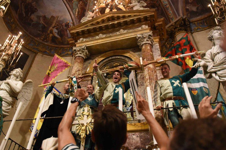 Arezzo, Giostra del Saracino: L'unico V di Marmorini. L'astinenza giallocremisi. Record d'incasso. I numeri dellaGiostra
