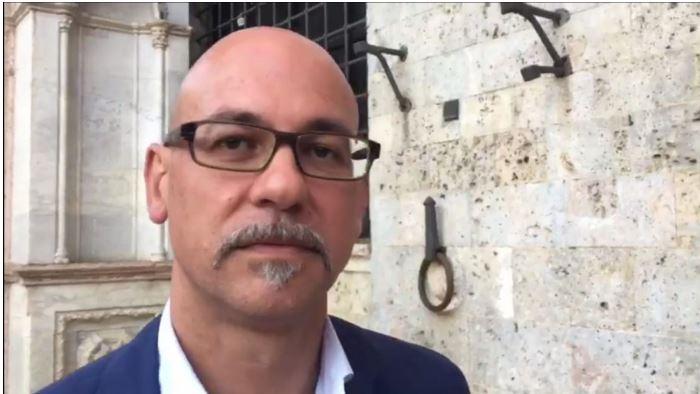 """Palio di Siena, Diretta Rai, Mazzini al fianco di Bruchi: """"Onorato di essere statoscelto"""""""