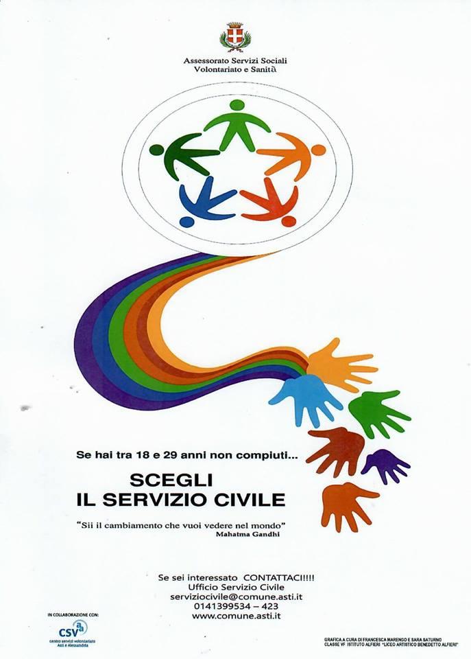 Asti: Scegli il ServizioCivile