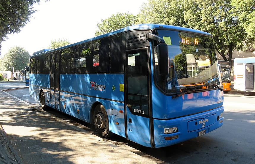 Siena: Dieci nuovi autobus extraurbani, c'è lapresentazione