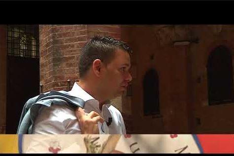 """Palio di Siena, Villani (capitano Chiocciola): """"Situazione al canape incredibile. Si prendaprovvedimenti"""""""
