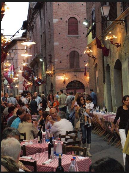 Siena, Contrada della Torre: 19-26/07 Programma Mangia & Bevi 44° edizione –2019