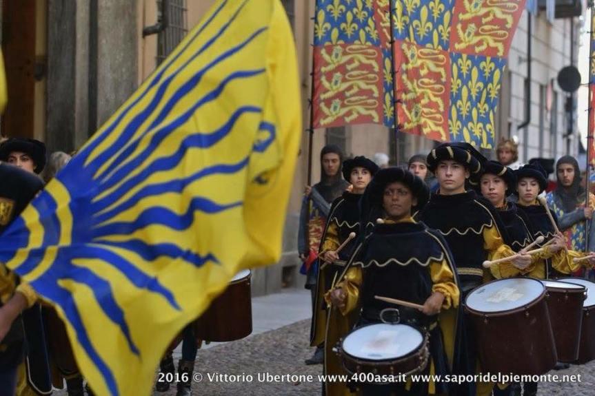 """Palio di Asti, Borgo Don Bosco: 28/08- 02/09 """"Aspettando il Palio…"""""""