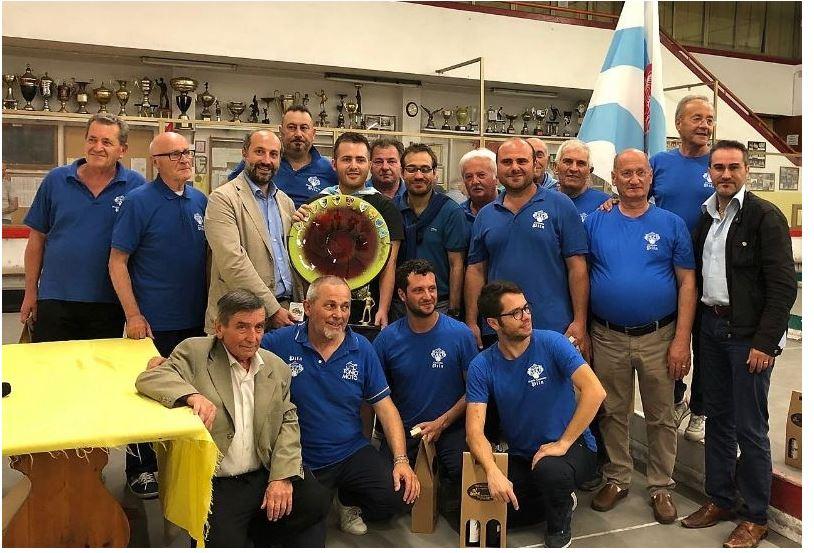 Palio di Fermo, Contesa del Pallino 2018: Vince la ContradaPila