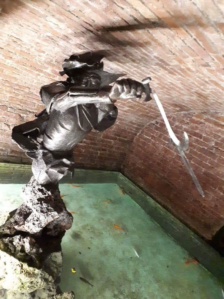 Siena, Contrada del Bruco: Vandali  di nuovo inazione