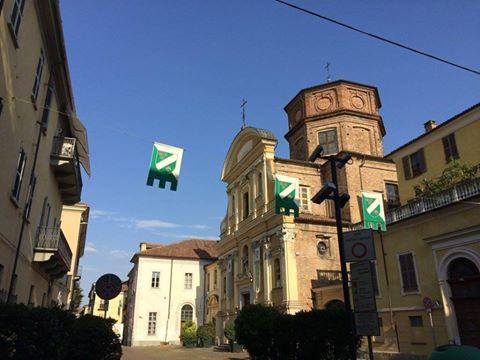palio di Asti, Rione San Martino-San Rocco: Comunicazione delRione