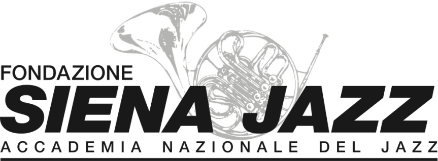 Siena: Siena Jazz University stage, riprendono le residenzemusicali