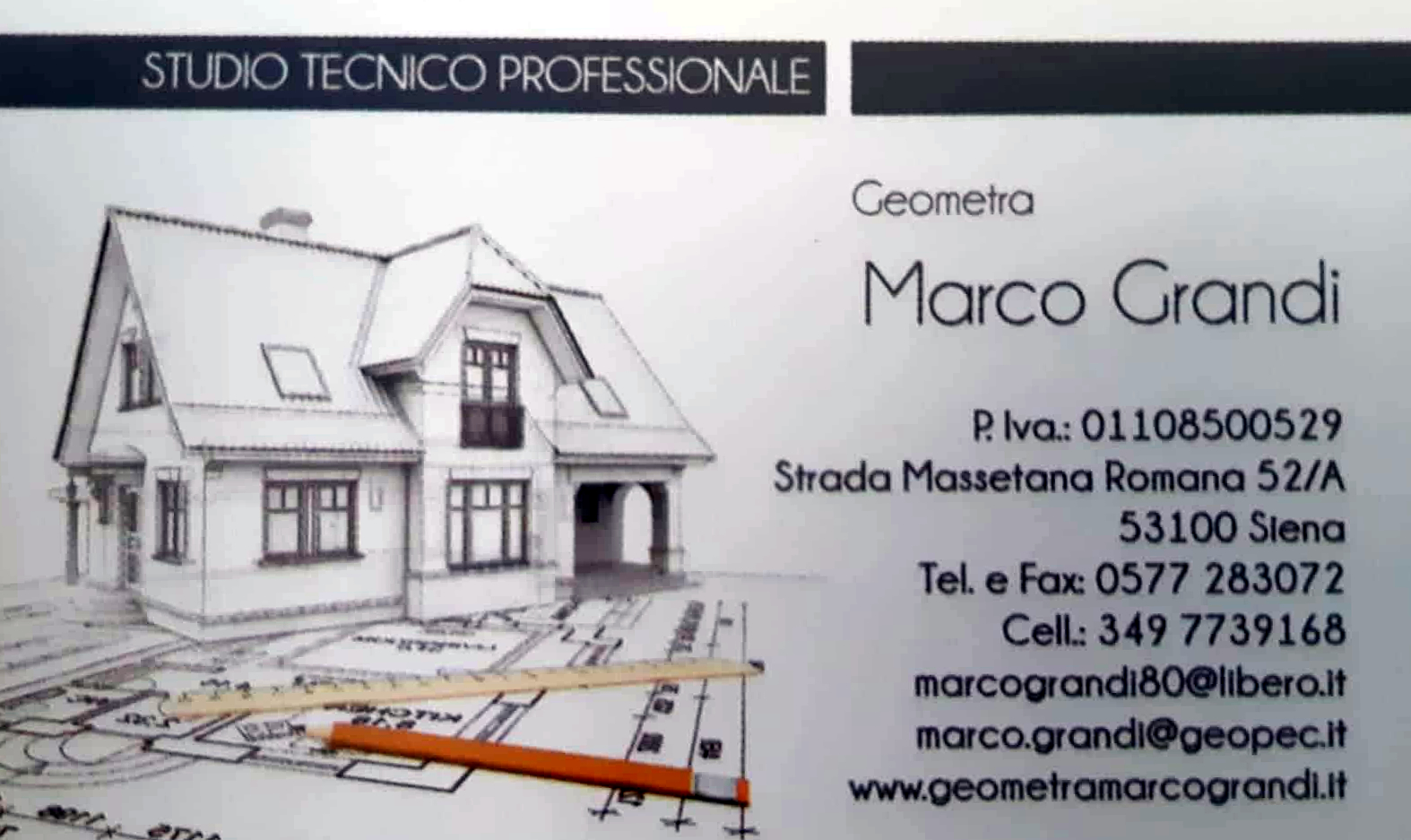 MARCO GRANDI GEOMETRA