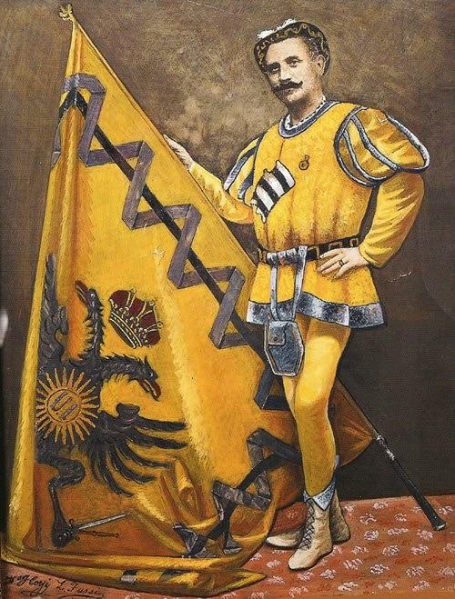 Palio di Siena, Storia del Palio, 16 aprile 1869: NasceMastuchino