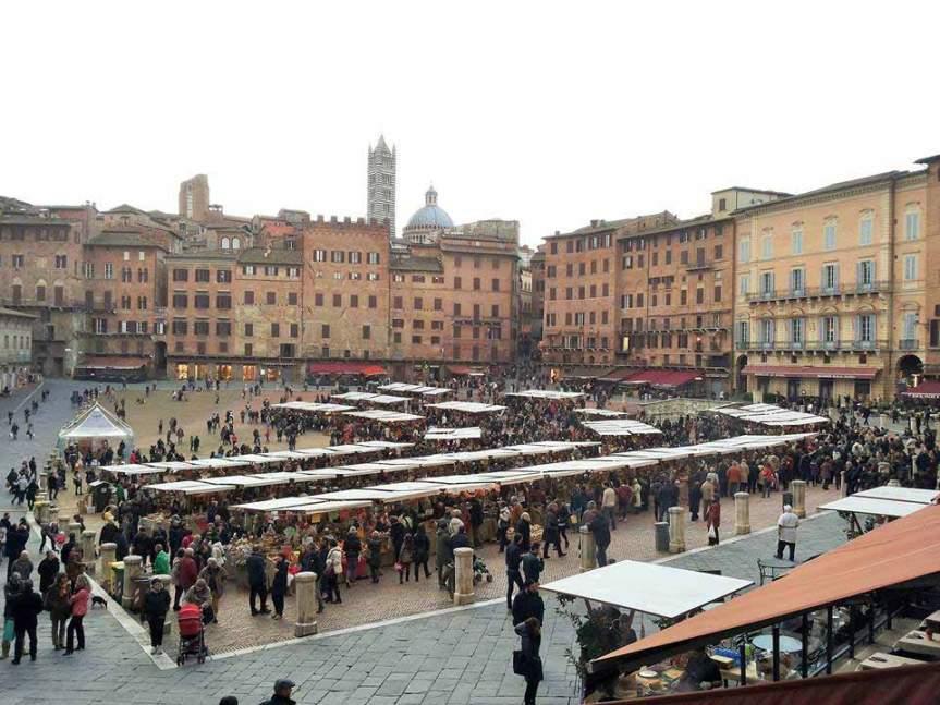 Siena: Scade il 10 settembre il termine per la presentazione delle domande per partecipare alla XI edizione del Mercato nelCampo