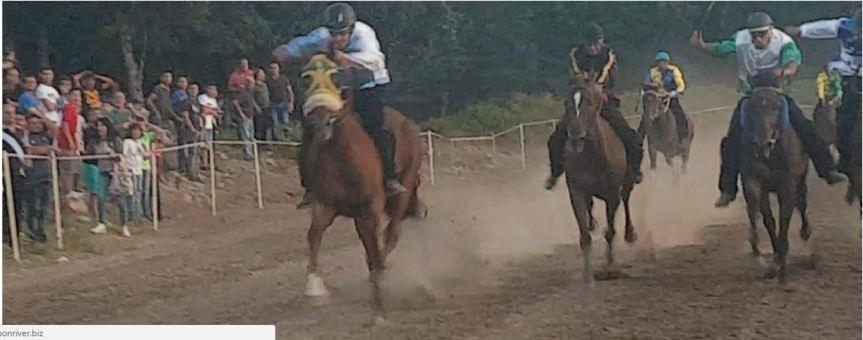 Palio di Pattada: Il Comune di Oschiri con Profondo Rosso e S.Gessa vincono brillantemente l'ottava edizione del Palio dei Comuni MonteAcuto
