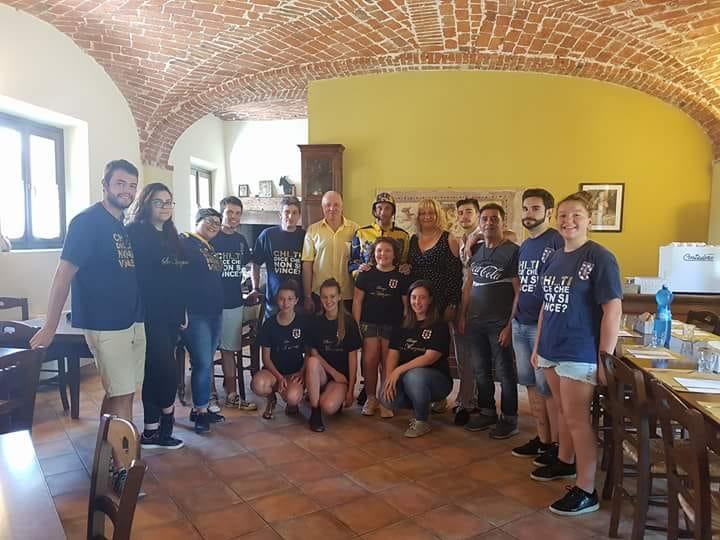 Palio di Asti, San Marzanotto: Presentato il fantino AlessandroChiti