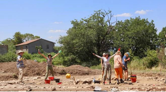 Toscana, Scoperta archeologica in Maremma: Dagli scavi riemerge l'officina di un fabbroromano