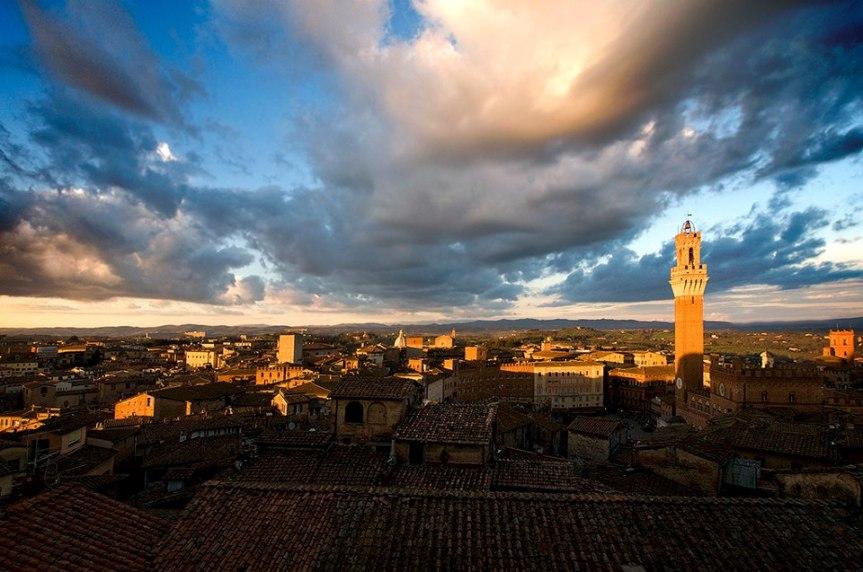 Siena: Aforismi sulle Contrade,sul Palio e suSiena