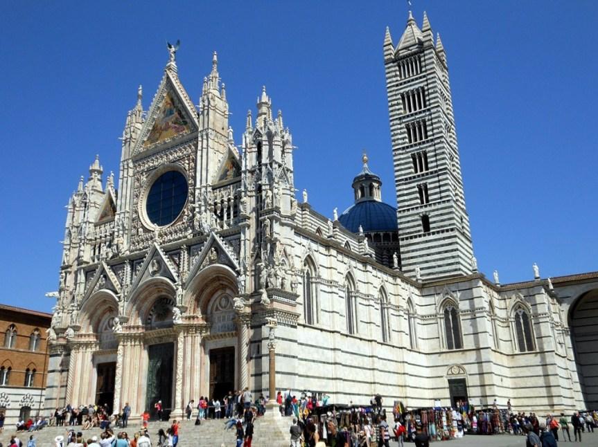 Siena: La Porta del Cielo, Duomo diSiena