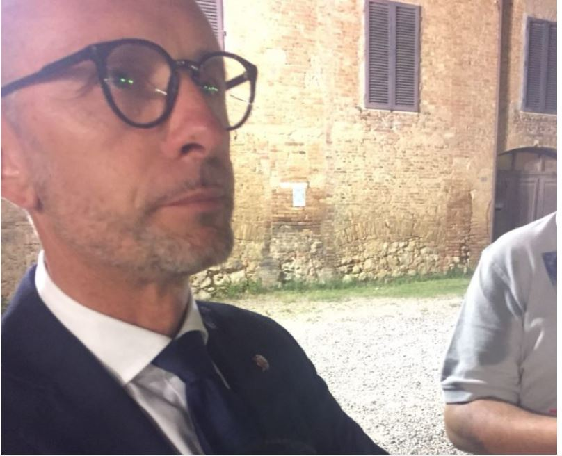 """Palio di Siena, Tondi (capitano Giraffa): """"Ci abbiamo provato ma il cavallo non poteva reggere il terzogiro"""""""