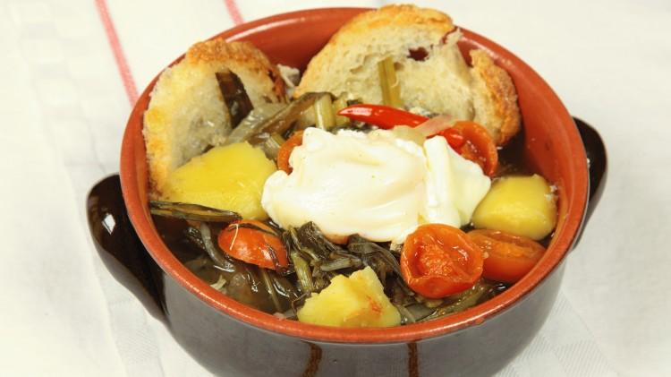 Ronciglione, Gastronomia: L'acquacotta dellaTuscia