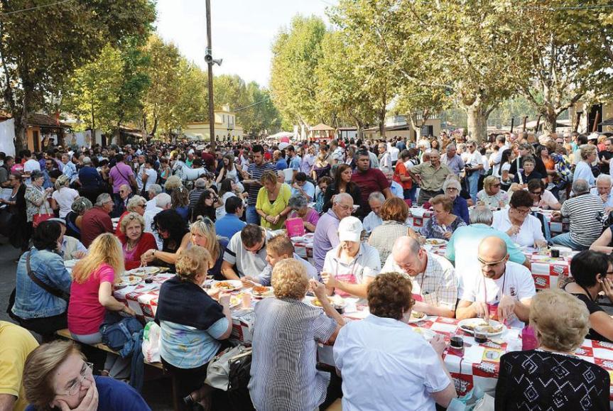 Asti, Festival delle Sagre: Il Premio Coldiretti va aSerravalle