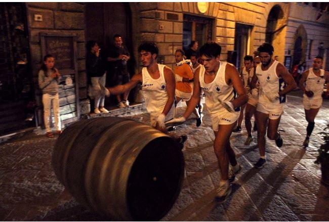 Provincia di Siena: Prime indicazioni dalle prove notturne del Bravìo delleBotti