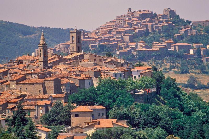 Palio di Castel del Piano: Da ieri 05/09 iniziati i Festeggiamenti per la madonna delleGrazie