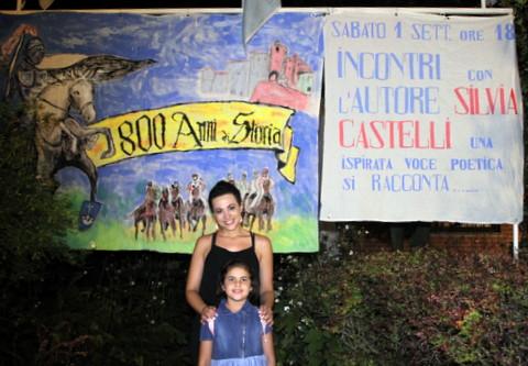 """Palio di Asti, Montechiaro: Sabato 01/09 l'incontro con Silvia Castelli. Continuano gli appuntamenti di """"Aspettando Montechiaro alPalio""""."""