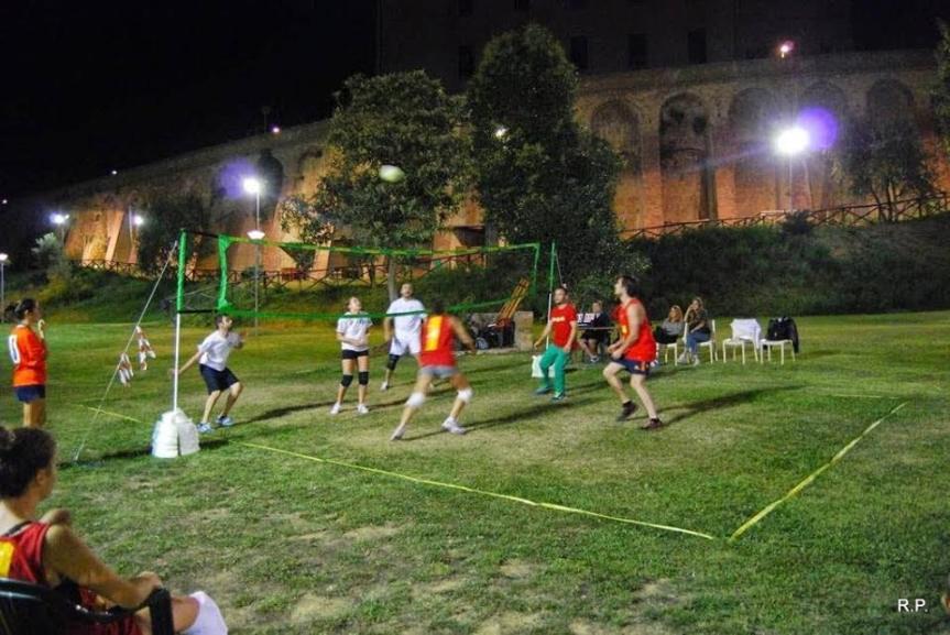 Siena, Contrada della Chiocciola: 29/08 Torneo Interno diPallacolo5