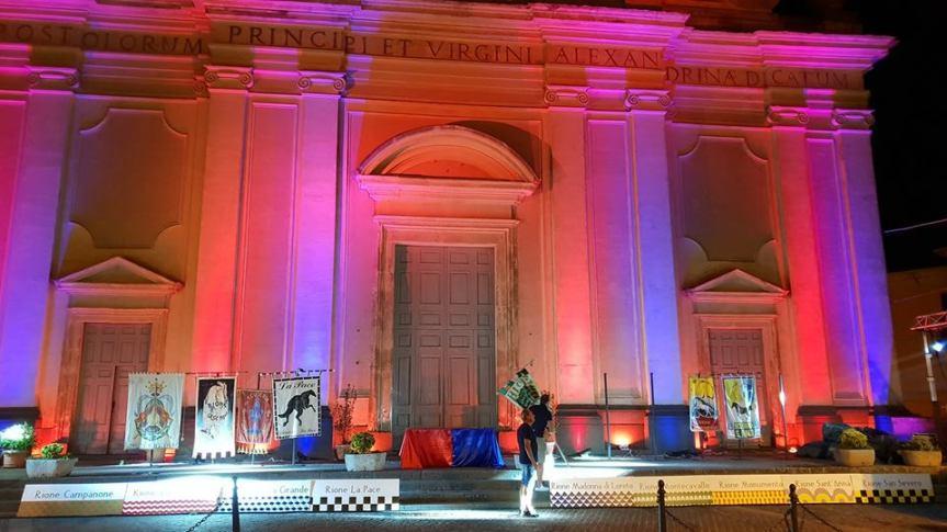 Palio di Ronciglione: Diretta Live Cerimonia di inizio Corse a Vuoto2018