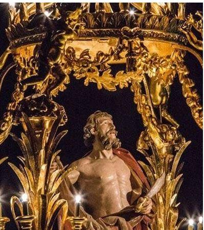 Palio di Ronciglione:  24/08 Torna la processione di San Bartolomeo aRonciglione