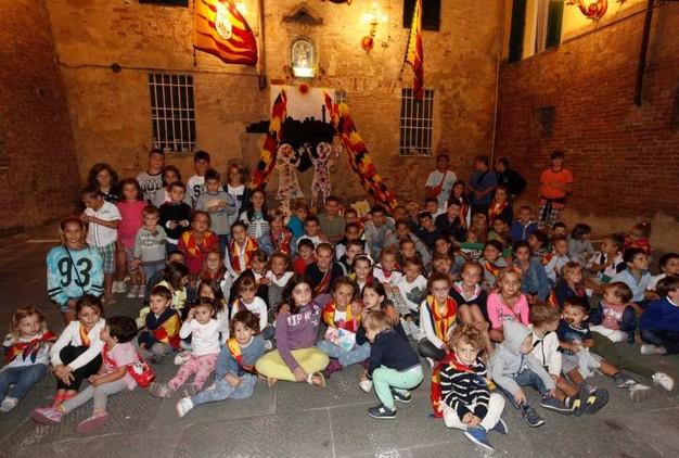 Siena, Festa dei Tabernacoli: Oggi  08/09 Gli orari del passaggio della Commissione Contrada perContrada