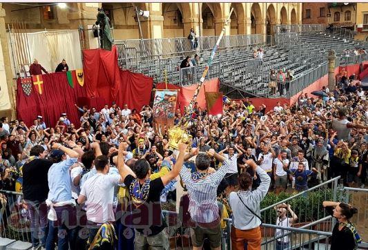 Arezzo, Giostra del Saracino: Ieri 01/09 Santo Spirito vince la 139Edizione