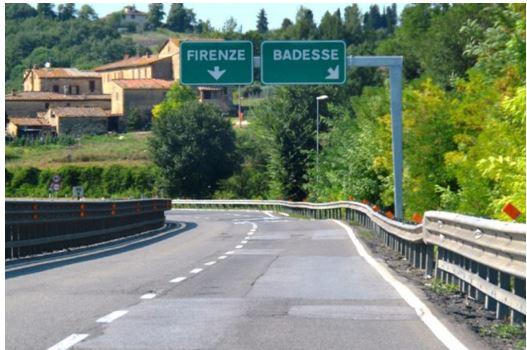Provincia di Siena: Incidente frontale a Badesse, chiusa la rampa di accesso allaSiena-Firenze