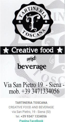 Massi Lo Sà, Sponsor, Sponsor,Tartineria Toscana: Ecco i menù da asporto o consegna adomicilio